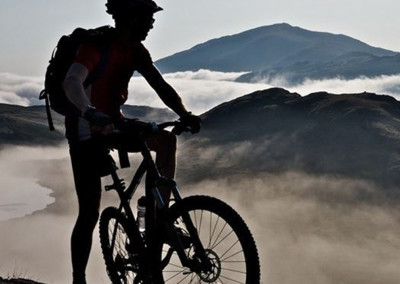 Mountain Biking at Antur Stiniog www.bryn-bella.co.uk