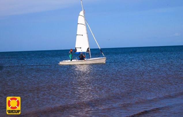 Colwyn Bay Watersports, Colwyn Bay.