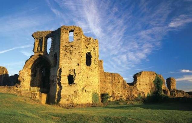 Denbigh Castle, Denbigh.