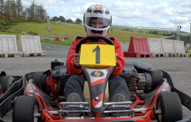 GYG Karting, Cerrig-y-Drudion.