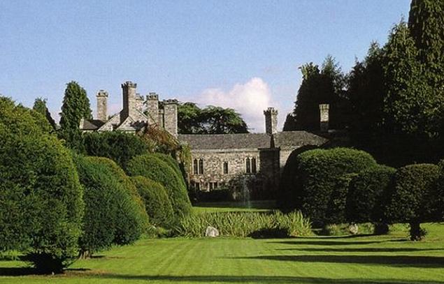 Gwydir Castle, Llanrwst.