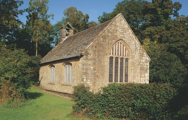 Gwydir Uchaf Chapel, Llanrwst.