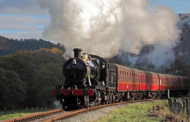 Llangollen Railway, Llangollen.