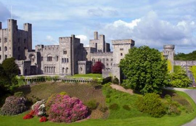 Penrhyn Castle, Bangor.