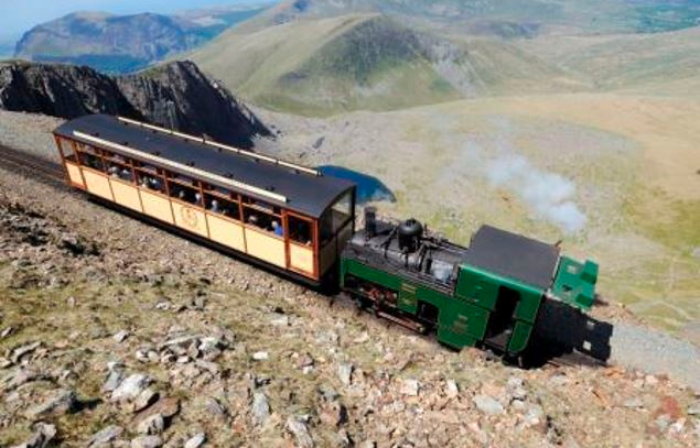 Snowdon Mountain Railway, Llanberis.