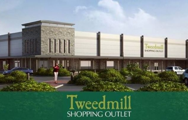 Tweedmill Shopping Outlet, St Asaph.
