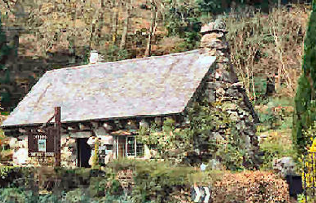 The Ugly House, Capel Curig.