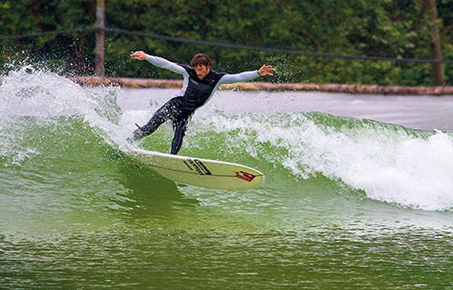 Surf Snowdonia, Dolgarrog.