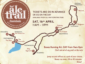 Snowdonia Real Ale trail