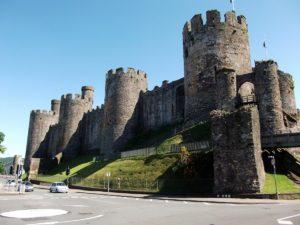 Conwy Castle - Year of Legend www.bryn-bella.co.uk
