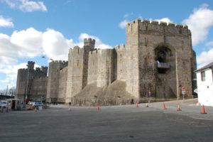 Caernarfon Castle - Year of Legend - www.bryn-bella.co.uk