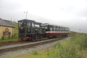 Snowdon Mouintain Railway